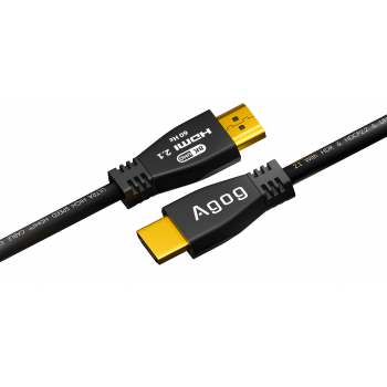 Agog X-87 kabel HDMI 2.1 ULTRA High Speed 8K 60Hz 4k@120Hz