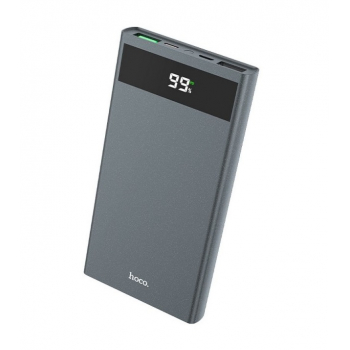 hoco power-bank 10-000mah power delivery pd qc30 lcd