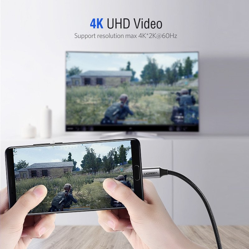 kabel hdmi usb-c 4k 60Hz ugreen